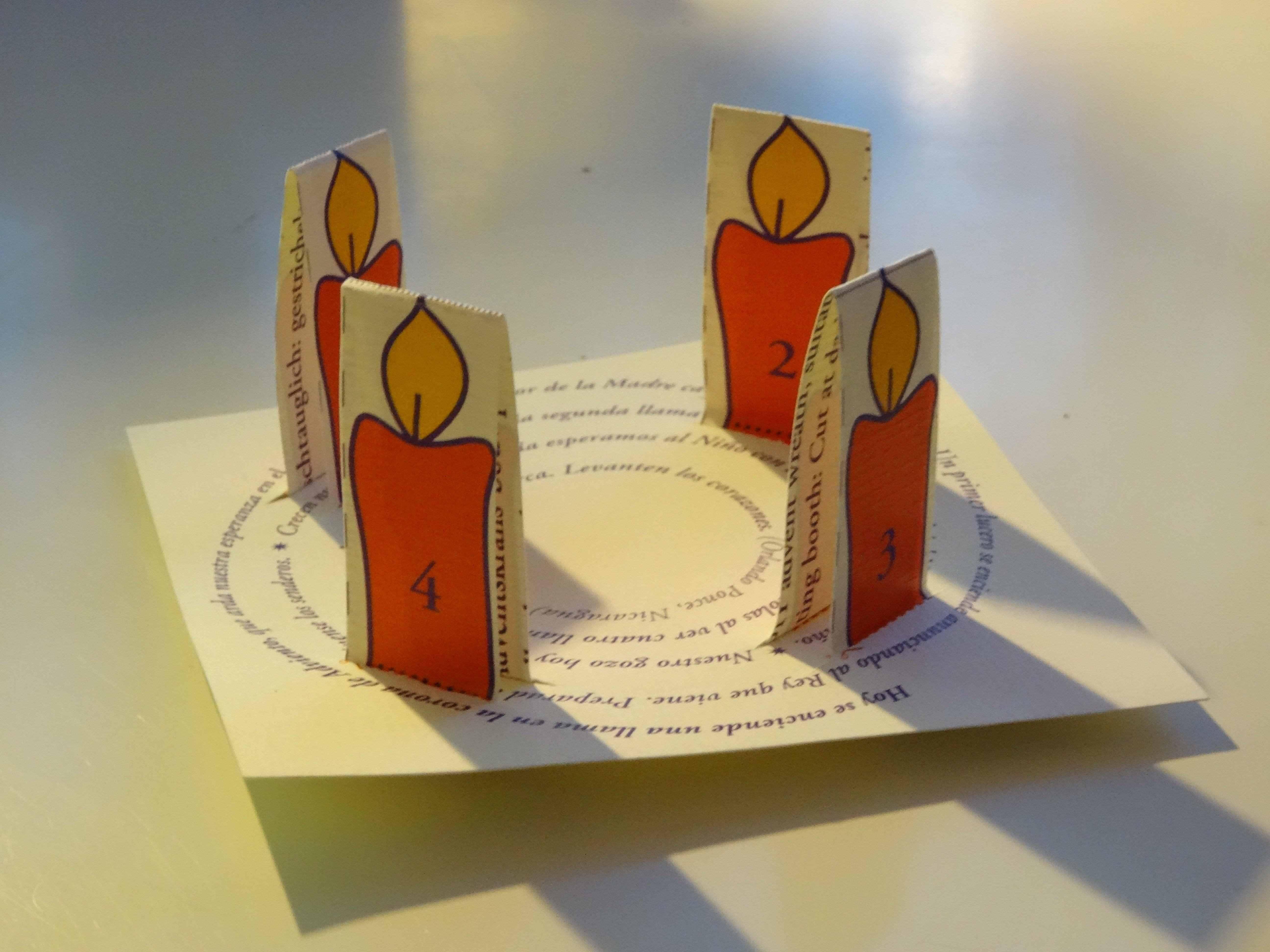 Adventskranz-advent wreath-corona de adviento_klein